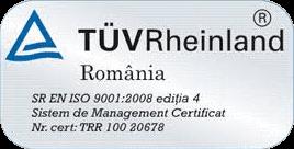 Zertifizierungen TUV Rheinland